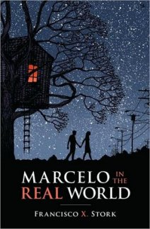 Cover for MARCELO in the REAL WORLD