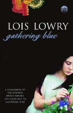 Cover for GATHERING BLUE