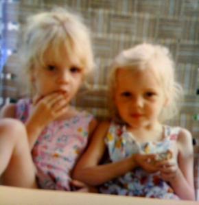 Kayla Whaley & sister