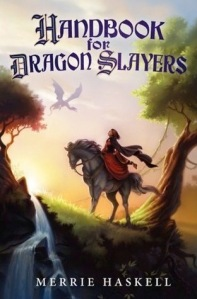 Cover for HANDBOOK FOR DRAGON SLAYERS
