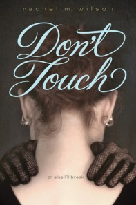 Cover for DON'T TOUCH