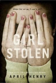Cover for GIRL, STOLEN