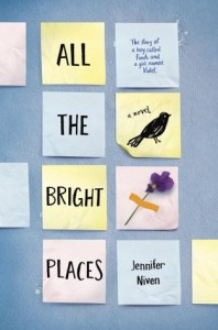 Cover for ALL THE BRIGHT PLACES