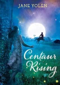 Cover for CENTAUR RISING